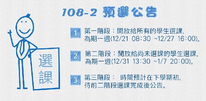 108-2預選公告